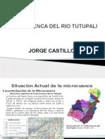 Microcuenca Del Rio Tutupali