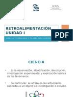 Retroalimentación Unidad I CTSyV