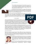 Proceres en La Historia de Guatemala