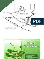 Fallas en Guatemala