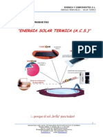Catalogo Solar Termico