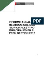 MINAM 5 Inf Anual RRSS 2012.pdf