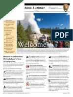 Yellowstone Summer 2015