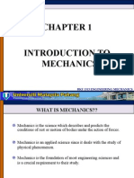Chapter 1_introduction to Mechanics