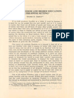 PLJ Volume 52 number 3 -01- Onofre D. Corpuz - Academic Freedom and Higher Education - The Philippine Setting p. 265-277.pdf