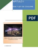 Chapter i. Fisica III. Interacción Eléctrica