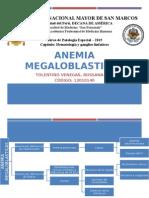 HEMATO1 - Anemia Megaloblasticas