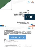 Desenho de Construção Civil - 04
