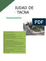 Datos Climaticos de La Ciudad de Tacna