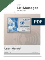 LiftManager Manual 1519v1 En