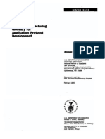 Apparel Manufacturing Glossary For Application Protocol Development, Author