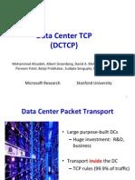 Dctcp Talk