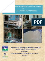 Energy Audit Report of Rice Mill--Ganjam India