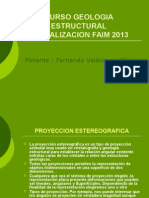 PROYECCION ESTEREOGRAFICA PRESENTACION.pptx
