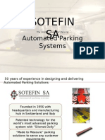 Presentation- automated parking