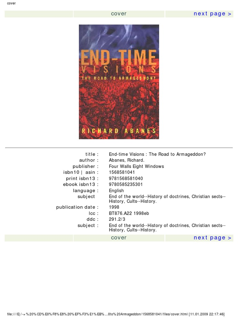 Armageddon end time spirituality fandeluxe Images