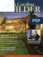 North Carolina Builder Magazine March/April 2010