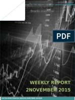 Weekly Report Nifty