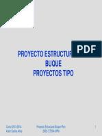 140225 Proyectos Tipo