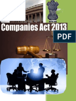 A Project Report on Companies Act 2013