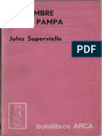 Supervielle, Jules - El Hombre de La Pampa