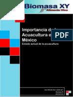 Importancia de La Acuacultura en Mexico(1)