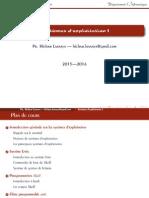 SE1-Seances 1 et 2