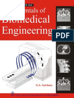 Fundamentals of Biomedical Engineering