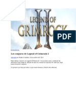 Legend of Grimrock Hechizos