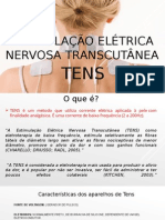 biofisicaEstimulação elétrica nervosa transcutânea