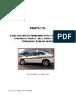 Proyecto Taxi Def Patrullero