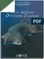 South Australian Offshore Islands - DeNR