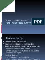 4163 2 User Centered Design