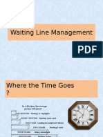 Waiting Line Management (4)