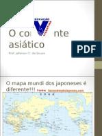 O Continente Asiatico