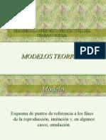 Los Modelos Teoricos Del Servicio Social