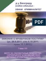Predavanje Vucinic_mere Za Obezbedjenje_IZMENJENO 2013