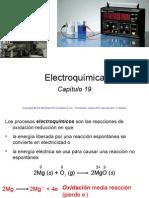 19. Electroquímica. Raymond Chang