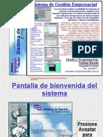 Manual Del Operador Sistema de Gestión Empresarial