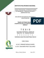 Gestion PorGESTION DE COMPETENCIASompetencias 2015