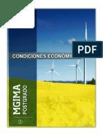Condiciones Económicas GIMA POST