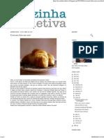 A Cozinha Coletiva_ Croissant Feito Em Casa!