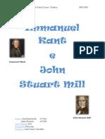 Kant & Mill - Sara e Nelinha