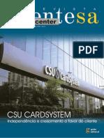 Especial Csu - Parte Integrante da Revista Cliente SA edição 65 - Outubro 07