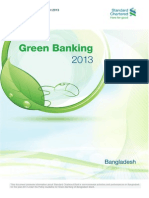 Green Banking Report 2013