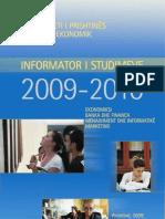 Broshura e Fakultetit Final Version