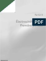 Cours Électrocinétique