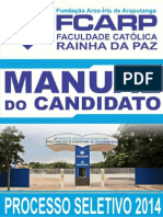2014 Manual Do Candidato Vest 2014 1