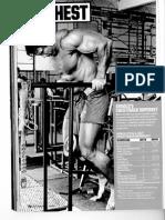 Arnolds Chest Routine