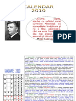 Didactic Ro 0 Calendar Roman A